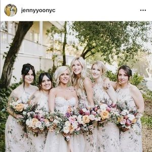 Jenny Yoo Claire in Blush